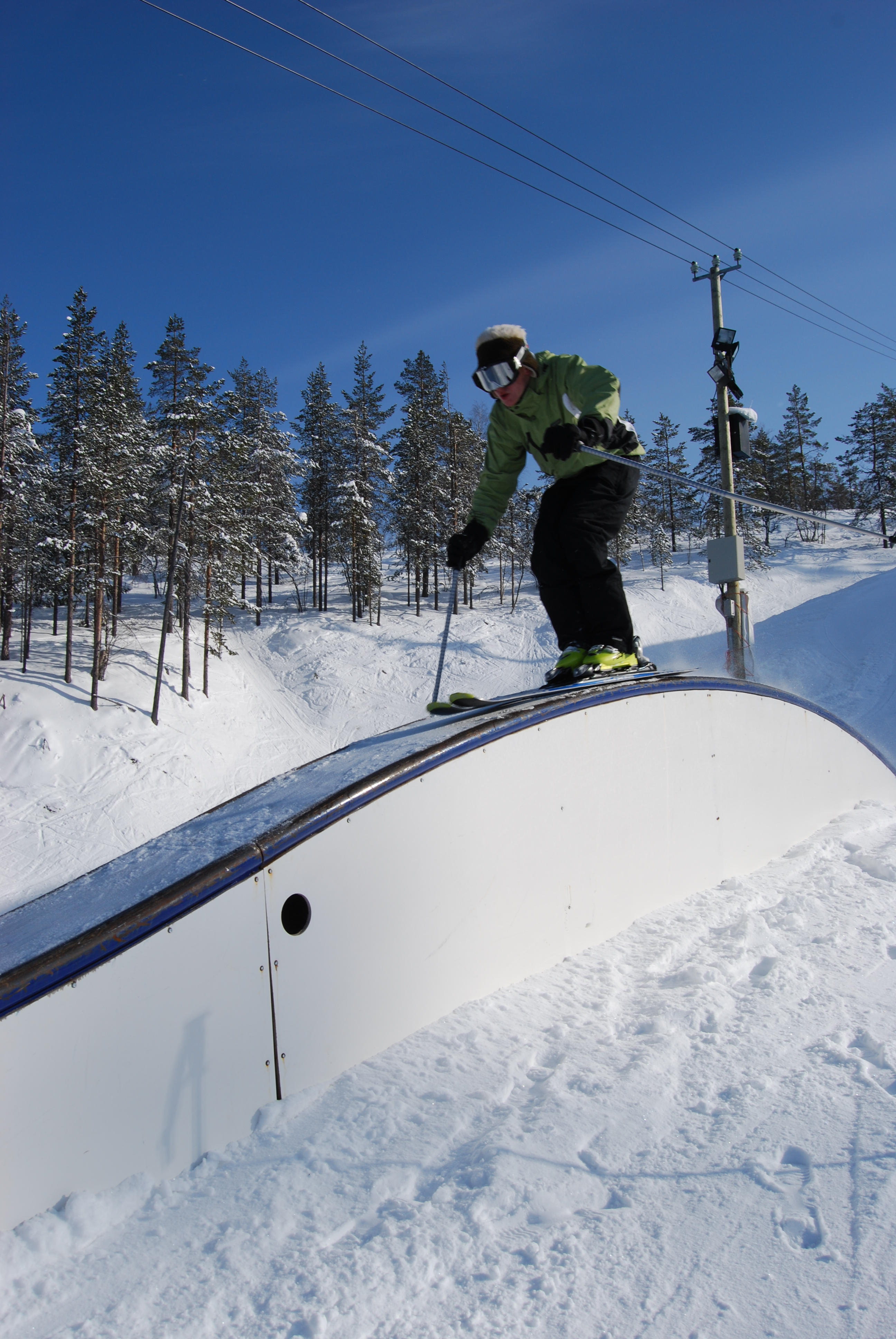 Snowboarding and its three forms.