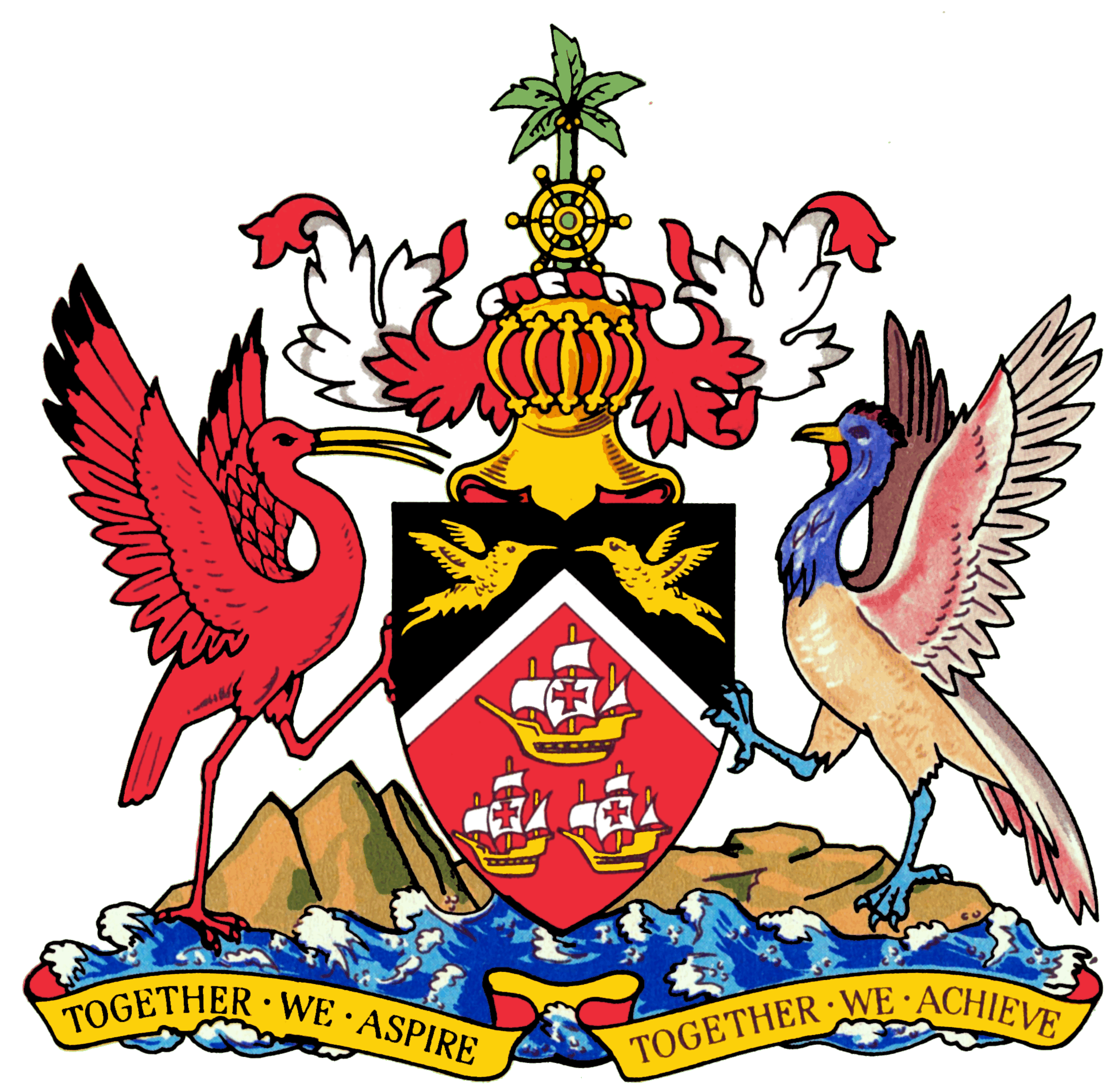 juvenile delinquency reference to school violence in english coat of arms of trinidad and tobago italiano stemma di trinidad e