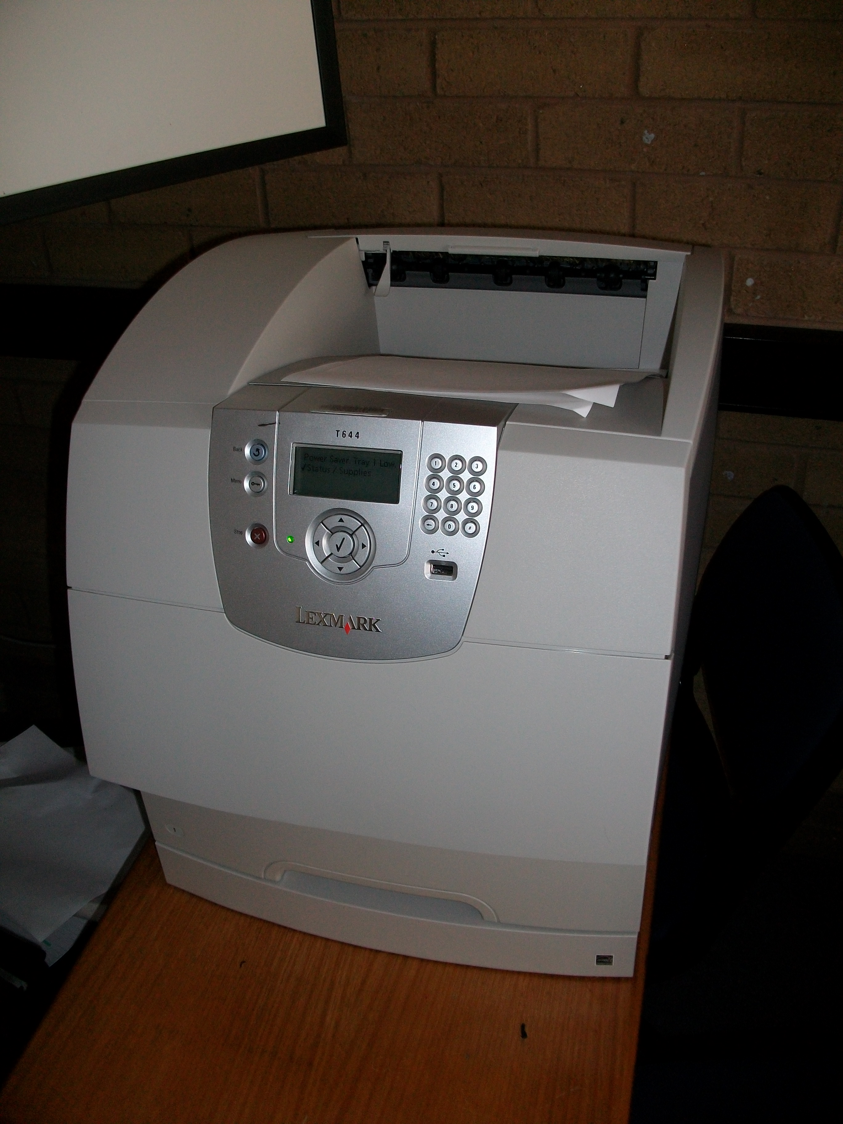 operation of a laser printer essay Operations management responsibilities and issues  of inkjet printers and laser printers that connect to personal computers  of this essay and no longer wish.