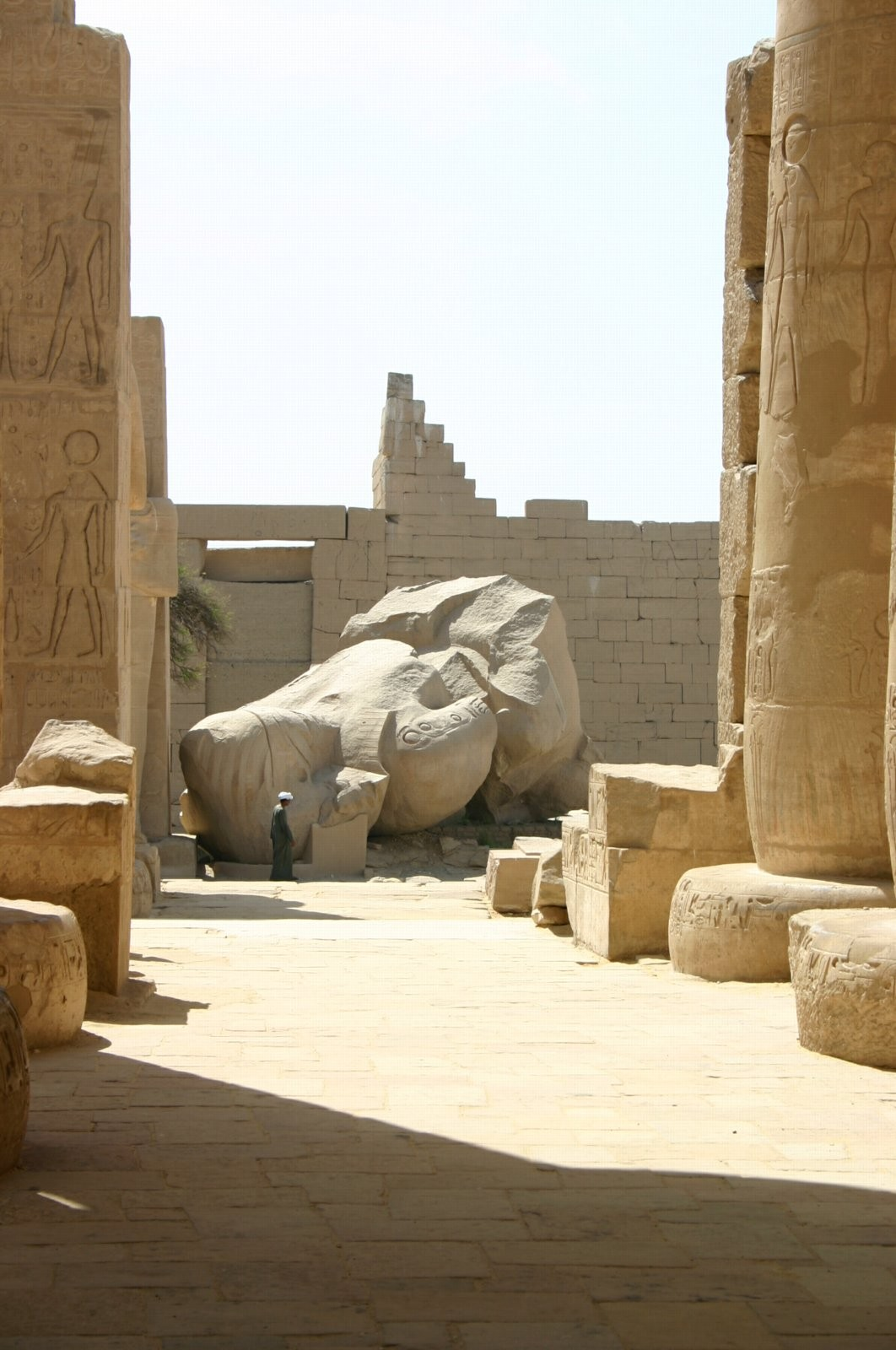 shelley critical appreciation writework temple of a million years of rameses ii luxor ozymandias statue
