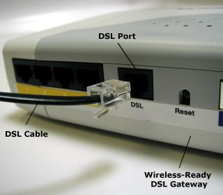 a comparison of the features of cable modem and dsl services