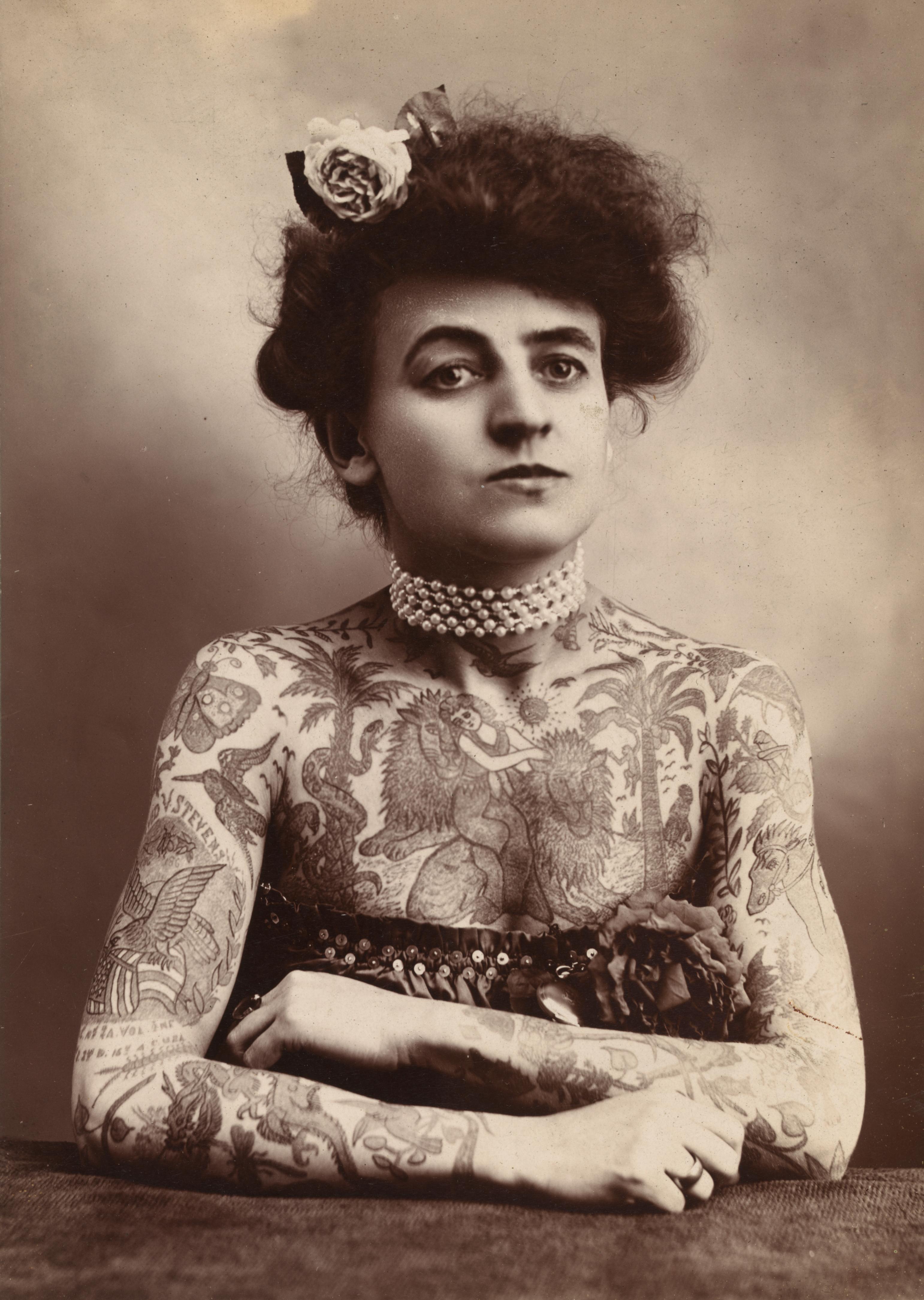essays on tattoos and society