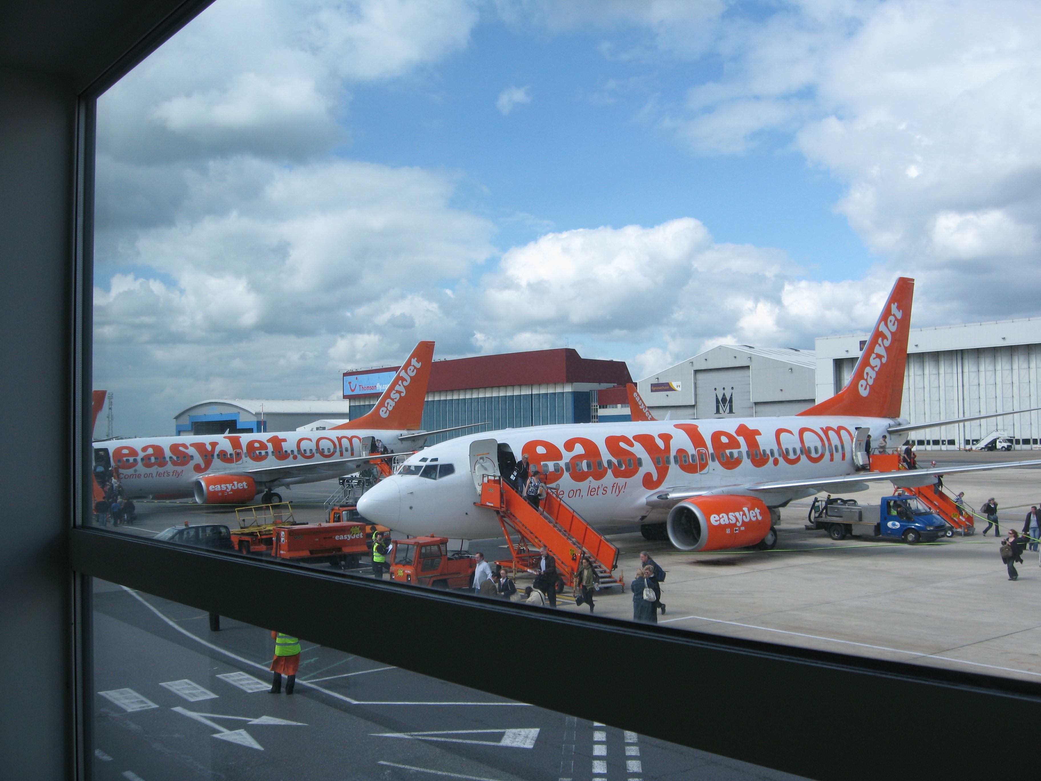 easyjet essay In 2016, over 8349 easyjet flights were either cancelled, or delayed over three  hours or diverted  analyse the internal and external environment of easyjet  using swot & pestle  enter your details to get full access to all our free  essays.