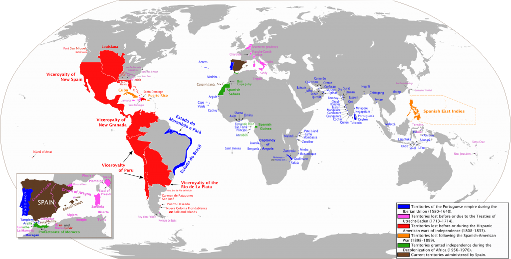 spain vs portugal which colonial system more effective Tropical africa was only fully drawn into the colonial system at the end of the 19th century  but more importantly colonial troops  spain & portugal: latin union.