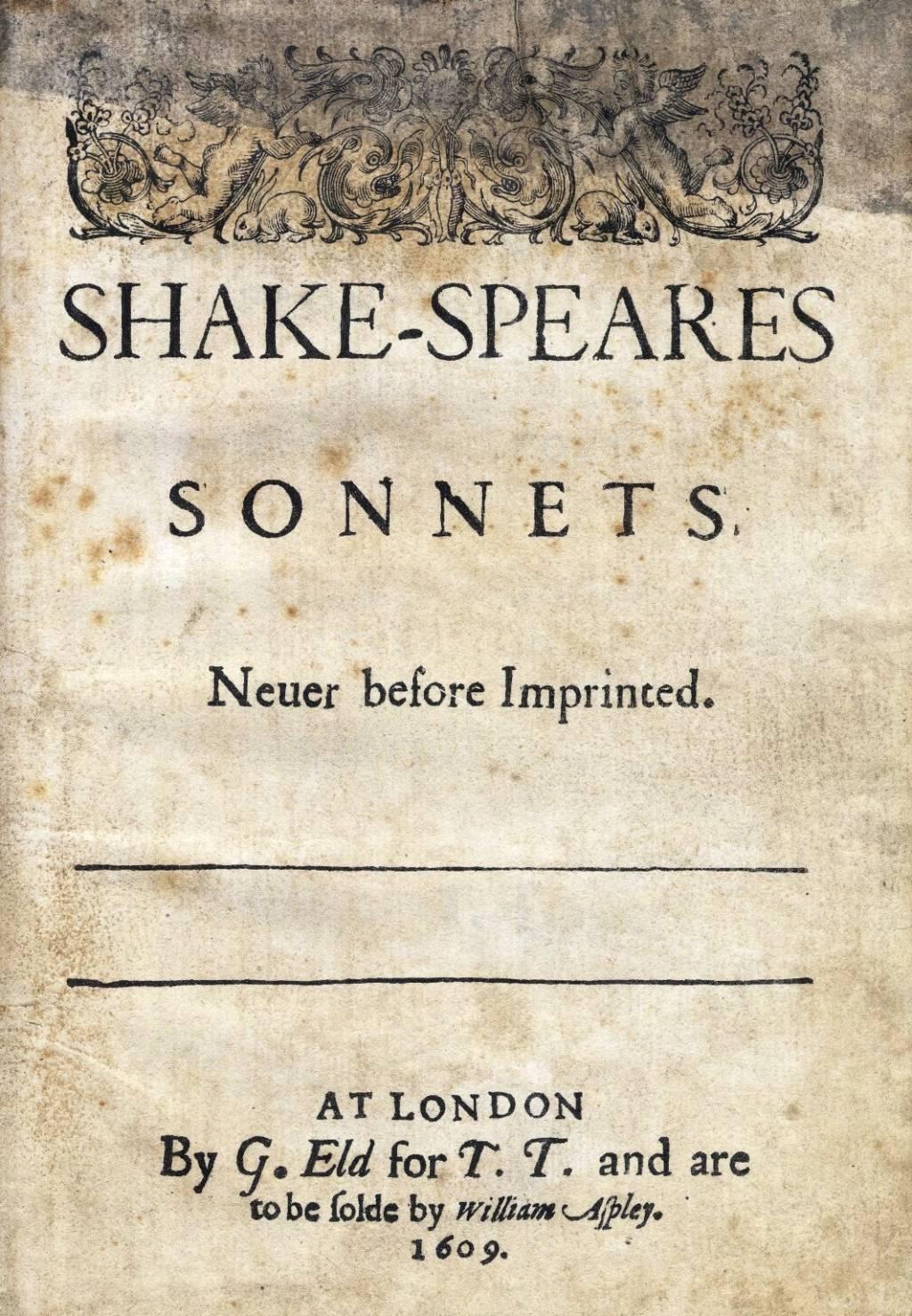 sonnet 130 parody