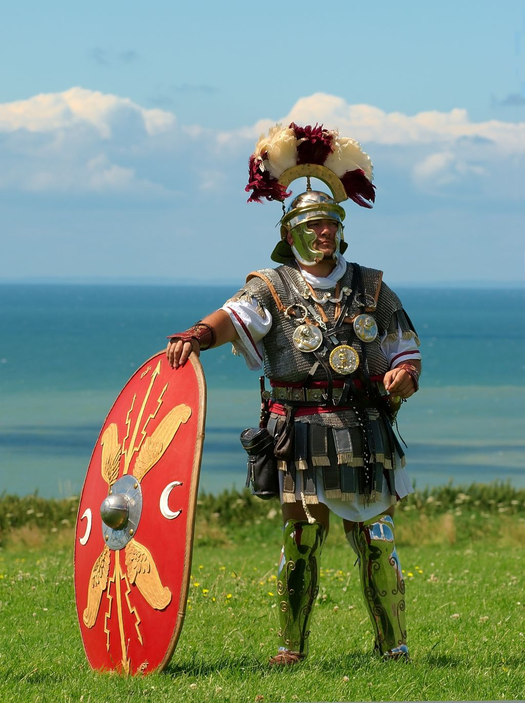 Roman Soldiers editorial stock photo. Image of legions