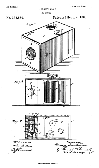 life photographic film and eastman kodak Eastman kodak company of new jersey, the present parent company, was formed  and then output to photographic film or paper ♦ the company announced its first.