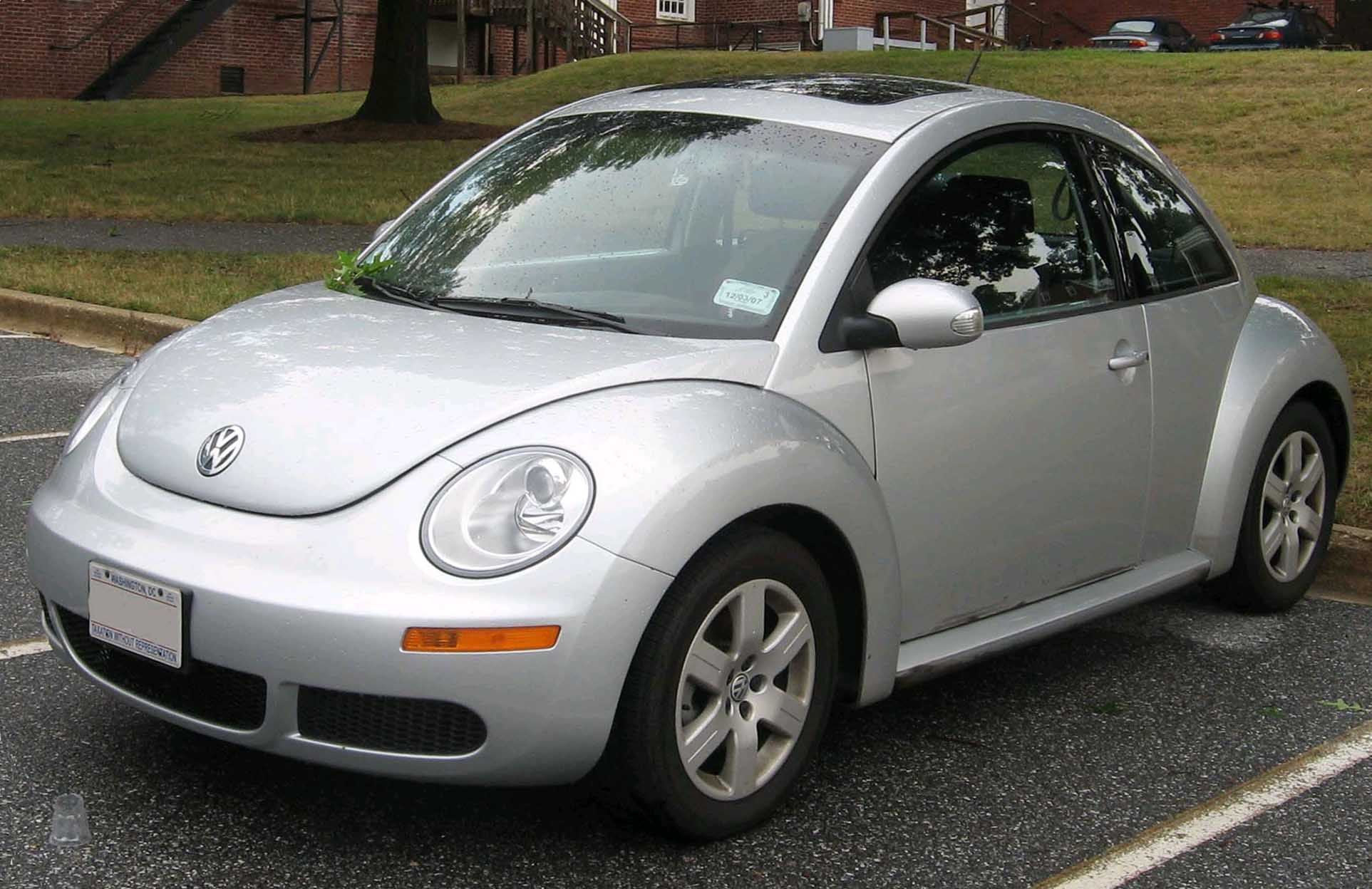 an analysis of the marketing of the new volkswagen beetle Here is the swot analysis of volkswagen beetle which is a small car with four doors present in the coupe and convertible formats  brand analysis marketing mix of .