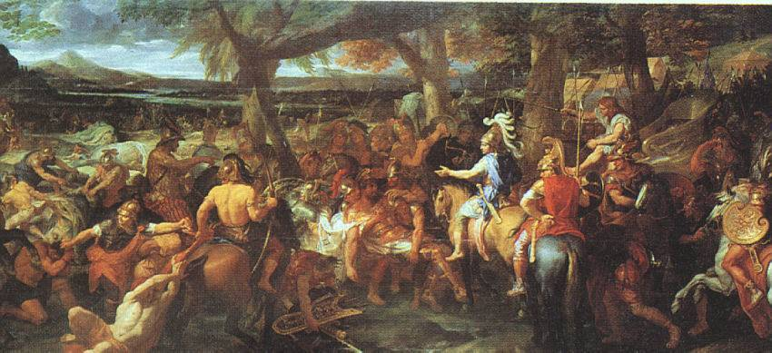 alexander the great battle of granicus essay Battle of thebes thebes, greece - the battle of thebes was a battle that took place between alexander the great and the greek city state of thebes in 335 bc immediately outside of and in the city proper.