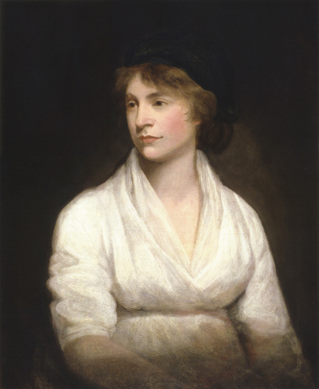 a short response to mary wollstonecraft s a vindication of the  writing in the 18th century mary wollstonecraft is often hailed as the founder of liberal
