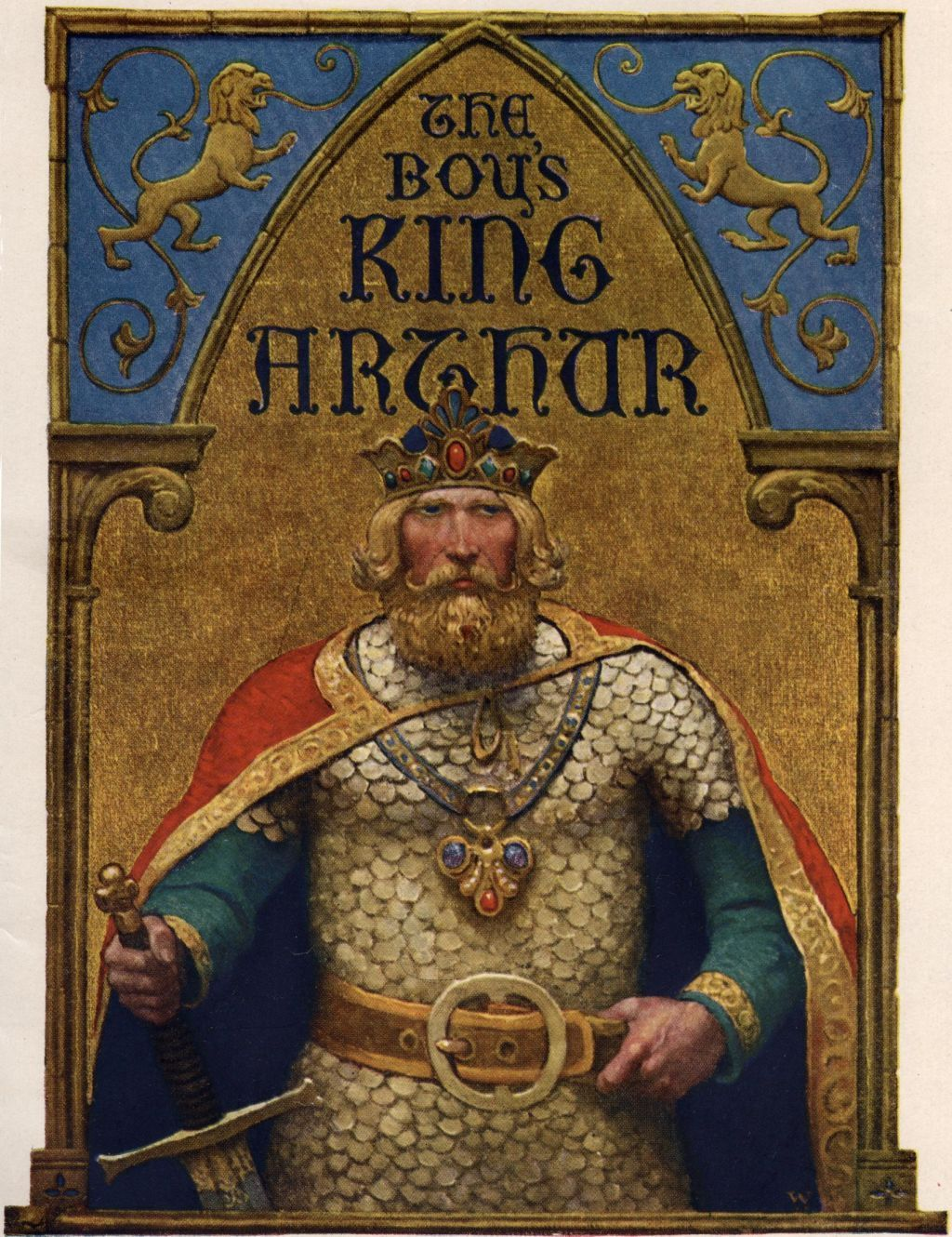 king arthur movie paper question compare three works of title page of the boy s king arthur