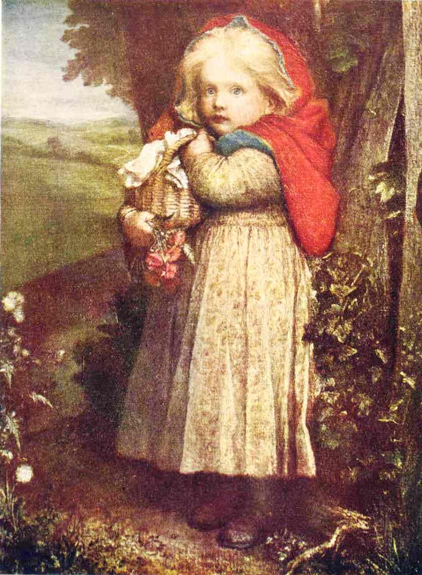 little red riding hood <tab >a freudian analysis writework red riding hood by george frederic watts