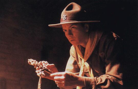 """indiana jones essay Ndiana jones and the last crusade"""" is a flawless return to form for steven spielberg and the entire cast and crew of the series  (indeed, indiana jones was ."""