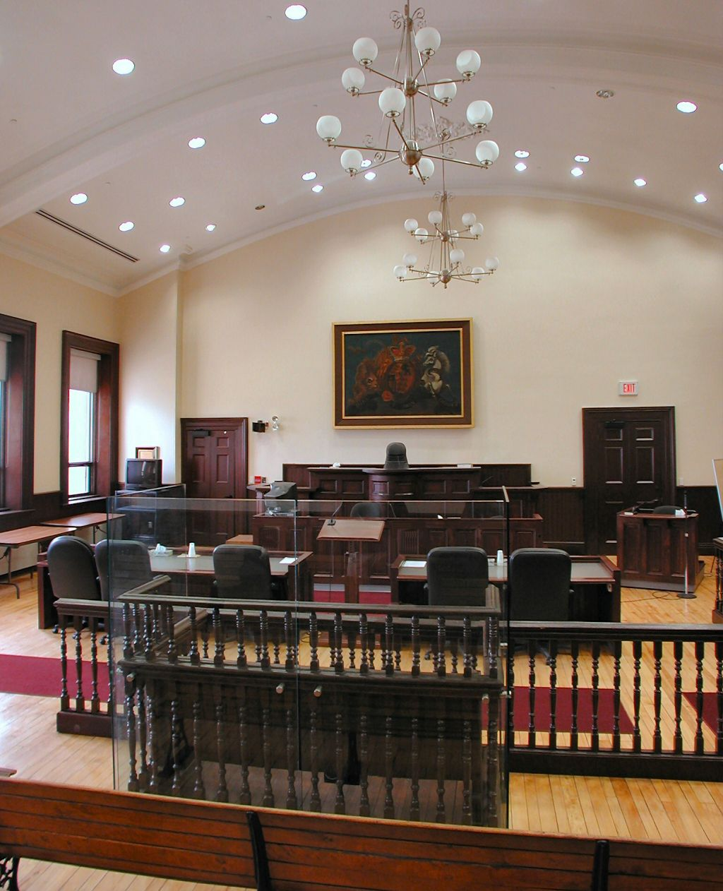 court visit report essay Report of a court visit essay sample introduction i will briefly describe role and function of the federal, state court system and including community justice centres and including legal aid.