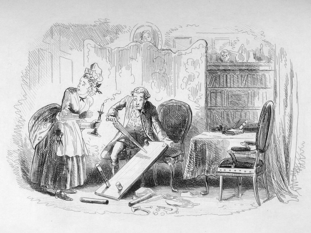 the theme of oppression in a tale of two cities  english a photograph of an engraving in the writings of charles dickens volume 20