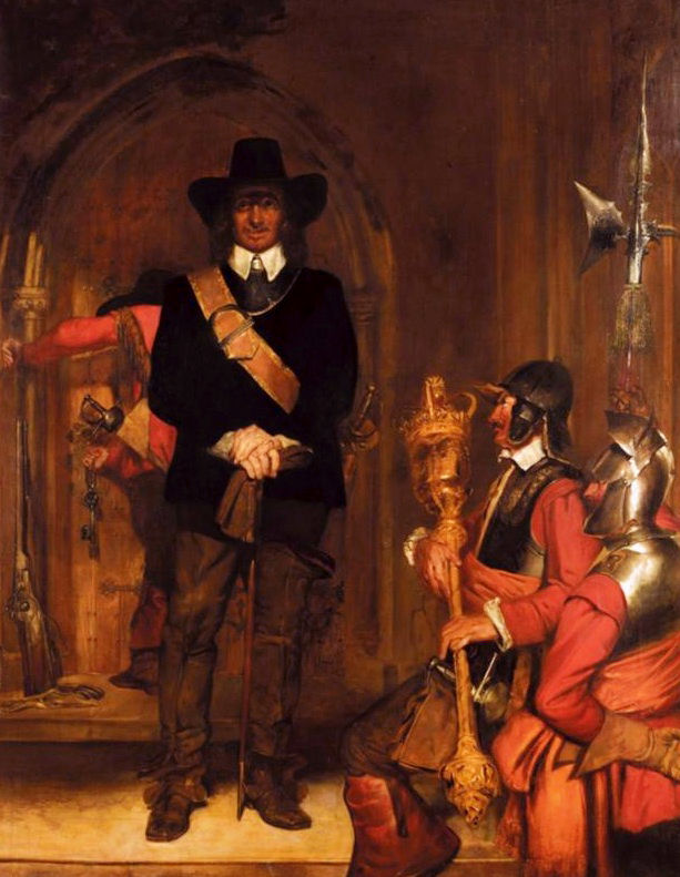 was oliver cromwell a hero or a villain