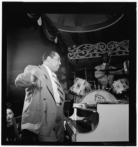 a portrait of duke ellington essay Duke ellington essay, research paper the life of a pioneer one of the greatest wind composers that has of all time lived is, arguably.