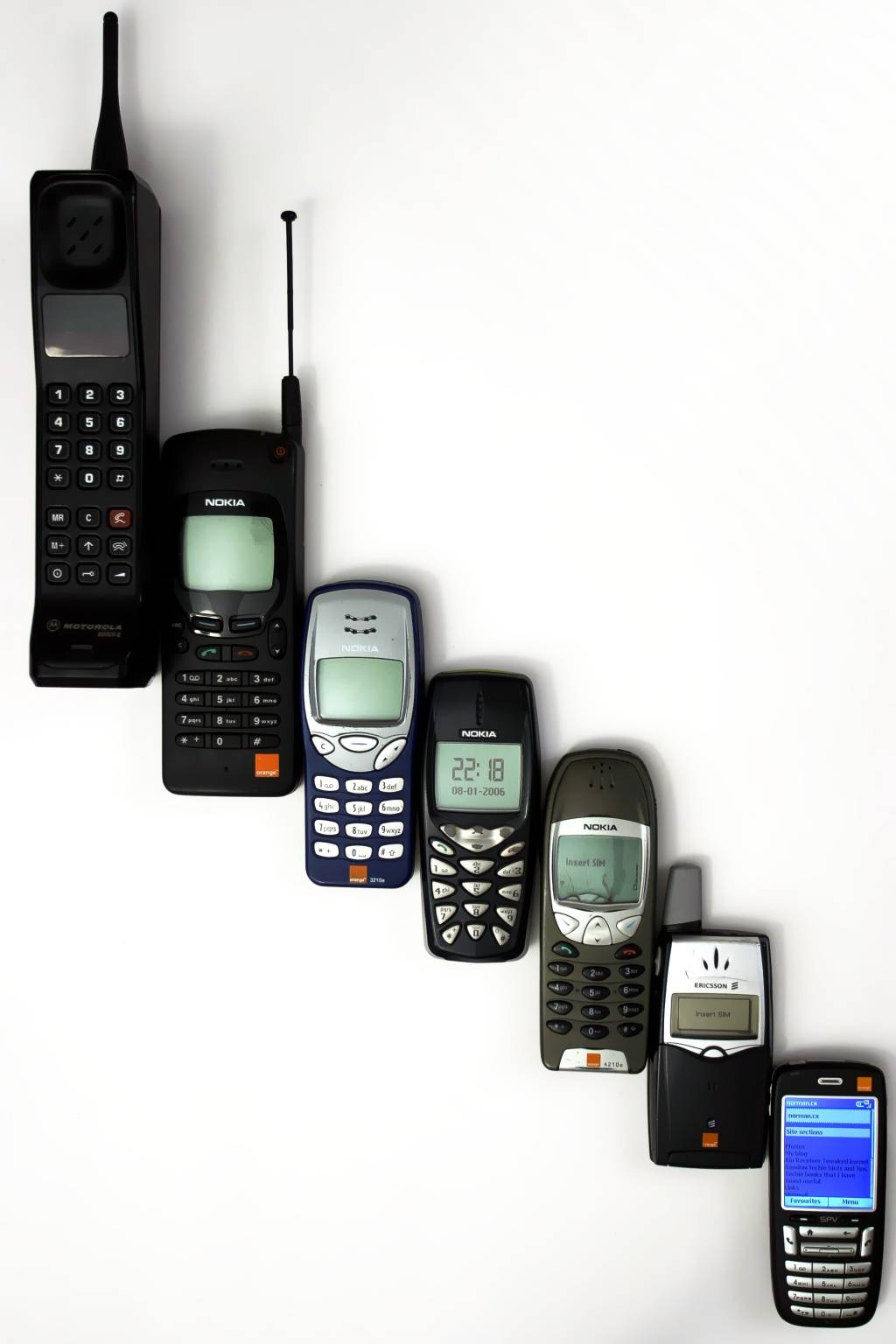Cell phone evolution essay