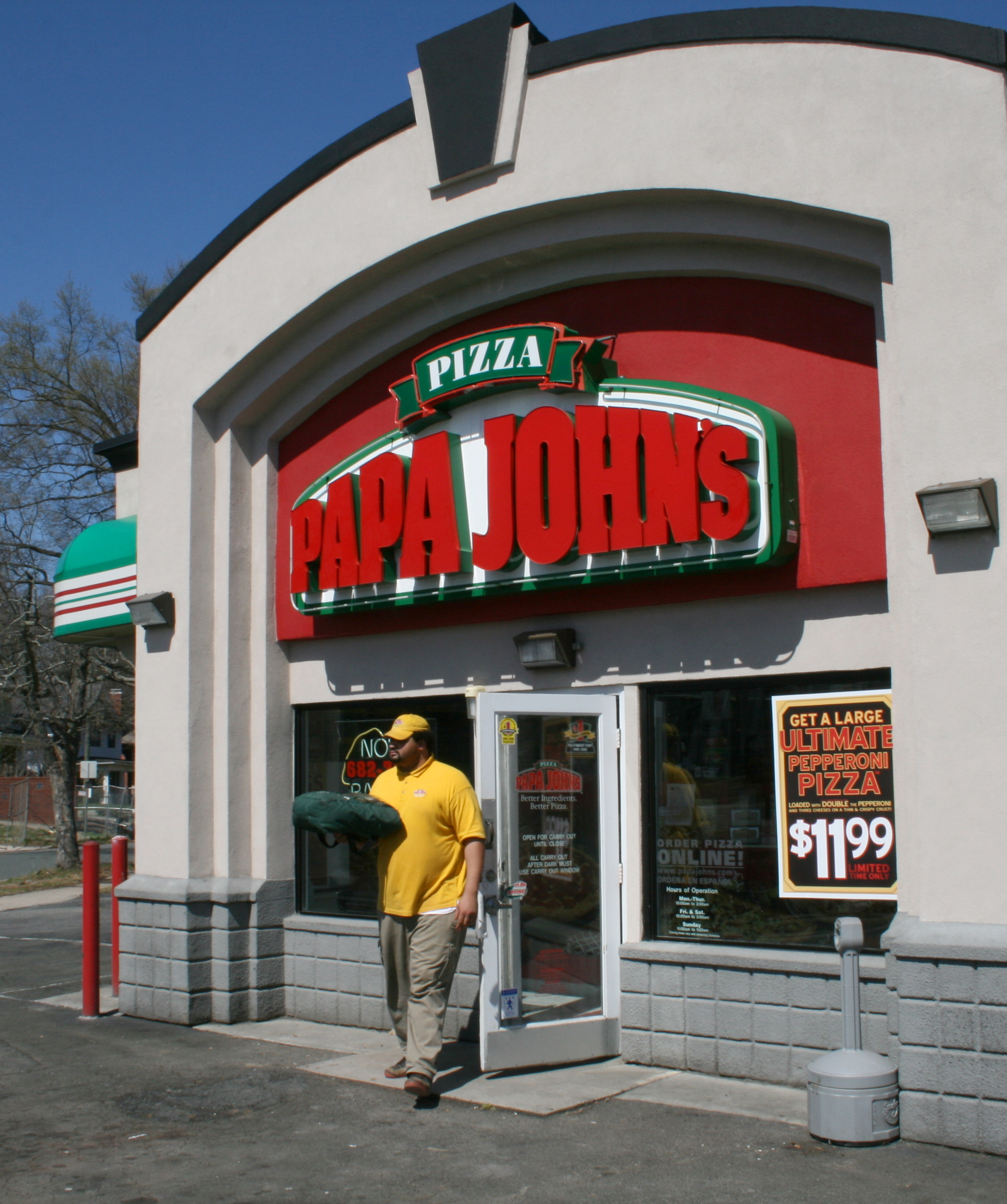 Papa John Schnatter Founder Ceo Papa John 39 S Pizza Writework