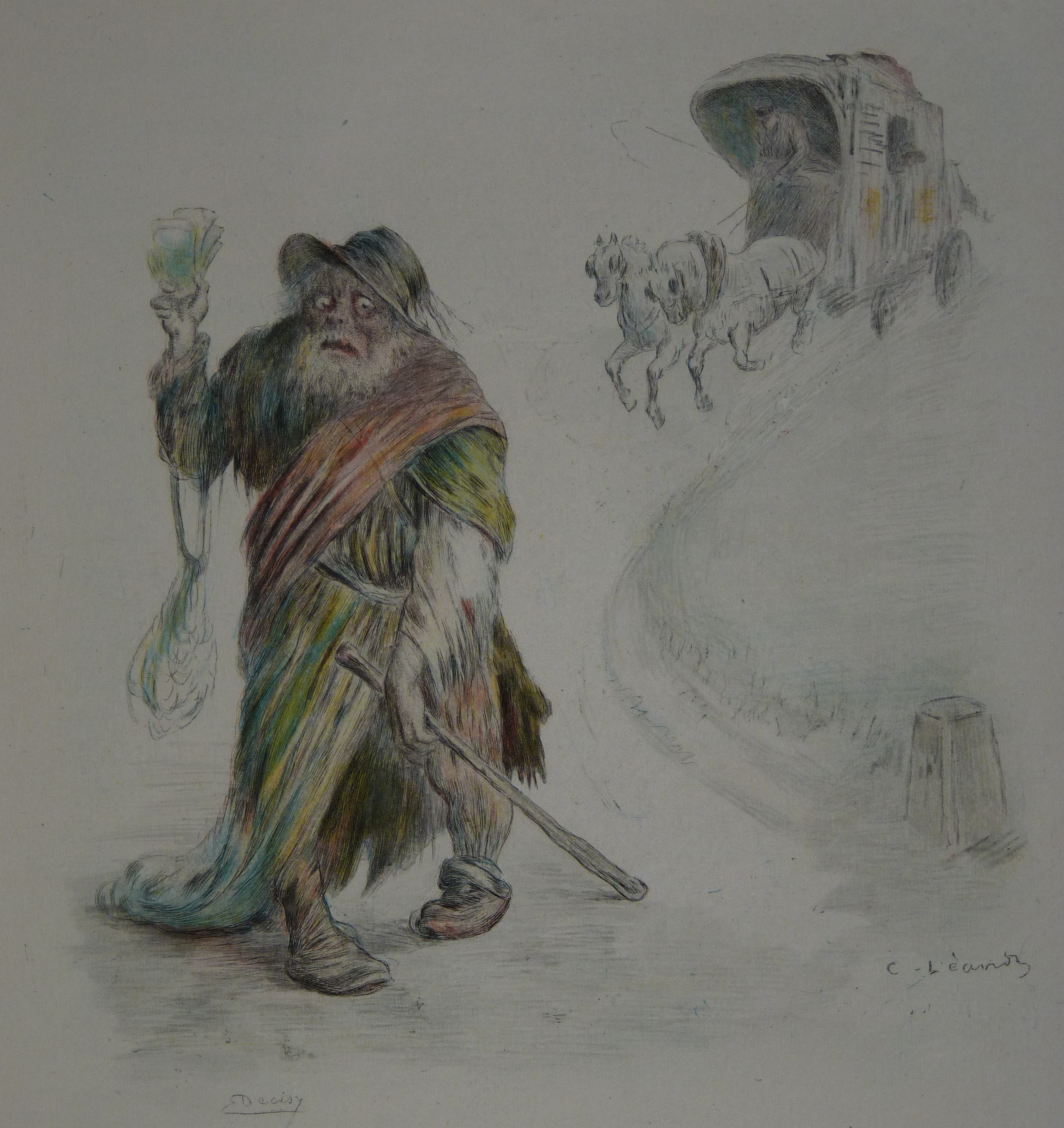 symbolic bovine writework franatildesectais illustration de charles latildecopyandre pour le livre madame bovary de flaubert gravatildecopy atildenbsp