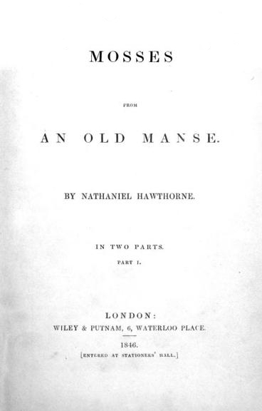an analysis of a mans internal conflict in young goodman brown by nathaniel hawthorne