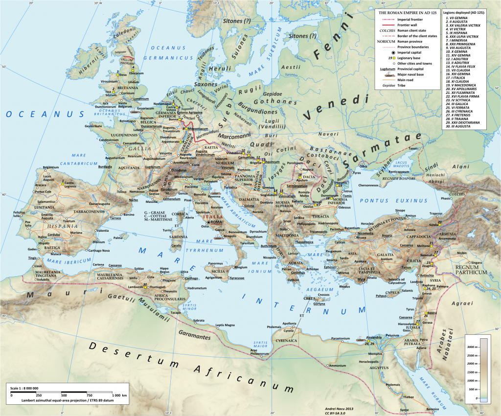 why was the r army so successful writework the r empire in the time of hadrian ruled 117 38 ad