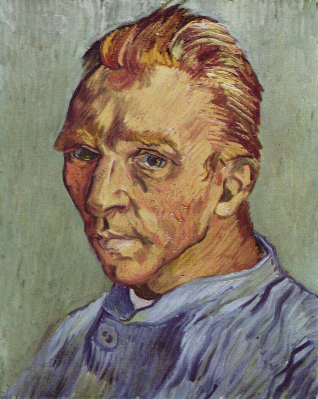 Vincent Van Gogh Es Essays