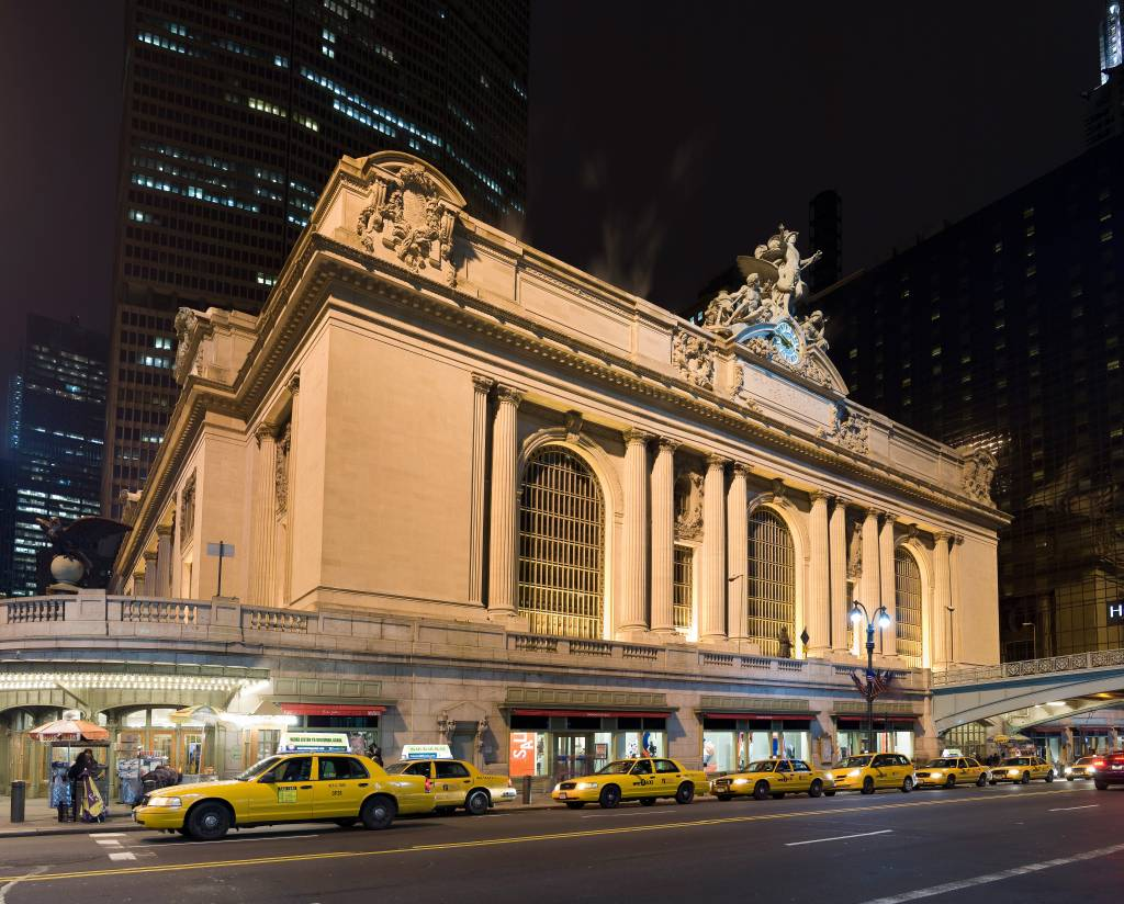 The journey of discovery of holden caulfield in the novel the english grand central terminal in new york ny franais vue extrieure nocturne de publicscrutiny Gallery