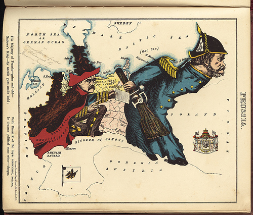 Italian and german unification essay