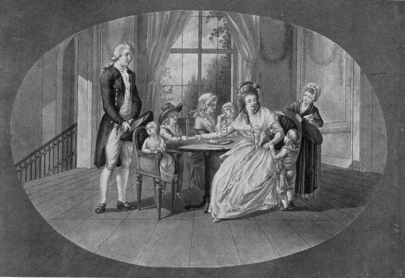 Die Parallele Zwischen Werther Und Die Natur In Goethes Die