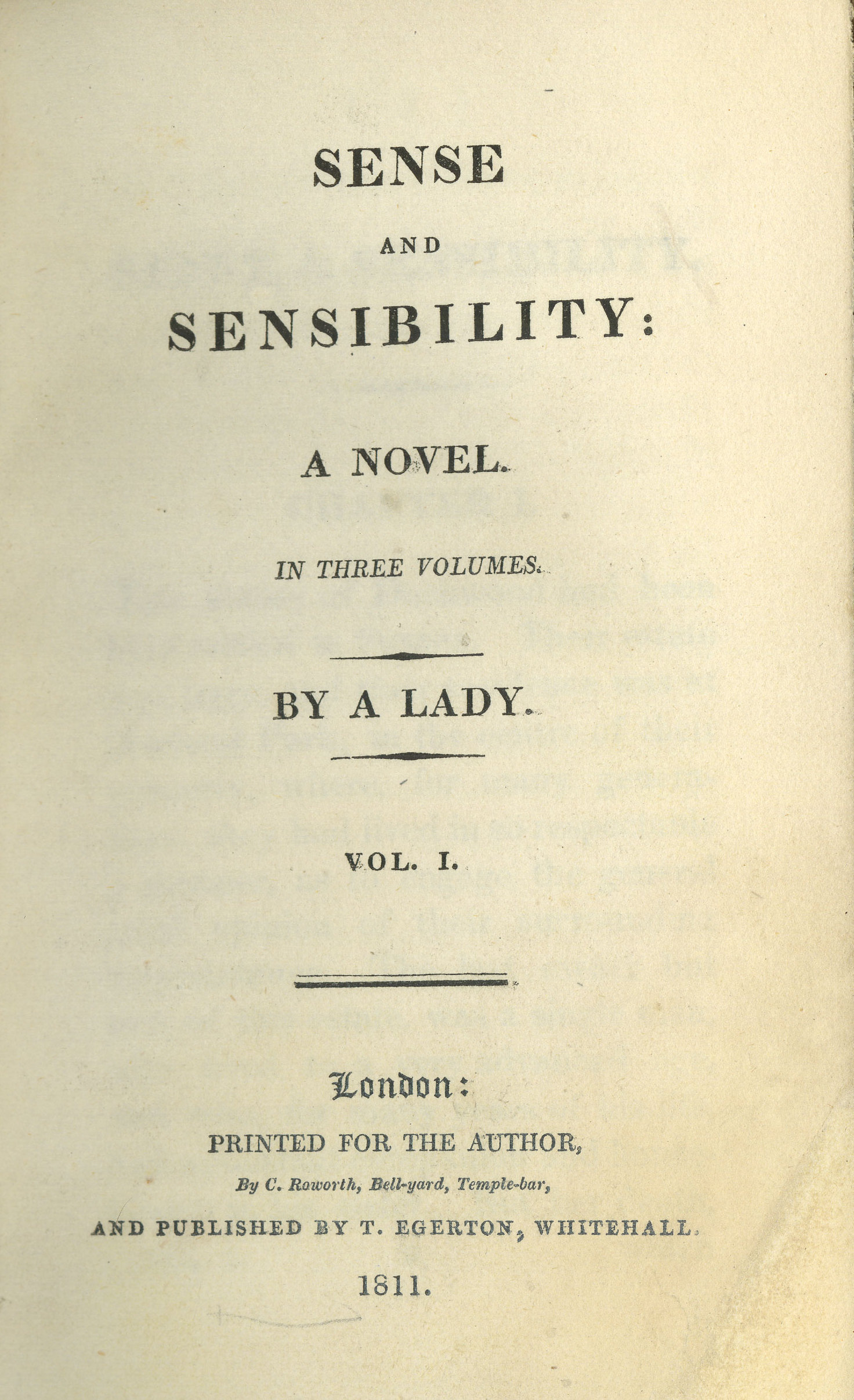 Science In Daily Life Essay Title Page From The First Edition Of Jane Austens Novel Sense And  Sensibility Examples Of Essays For High School also Best Essays In English Marriage And Society  An Essay That Analyzes Jane Austens  English Essay Story