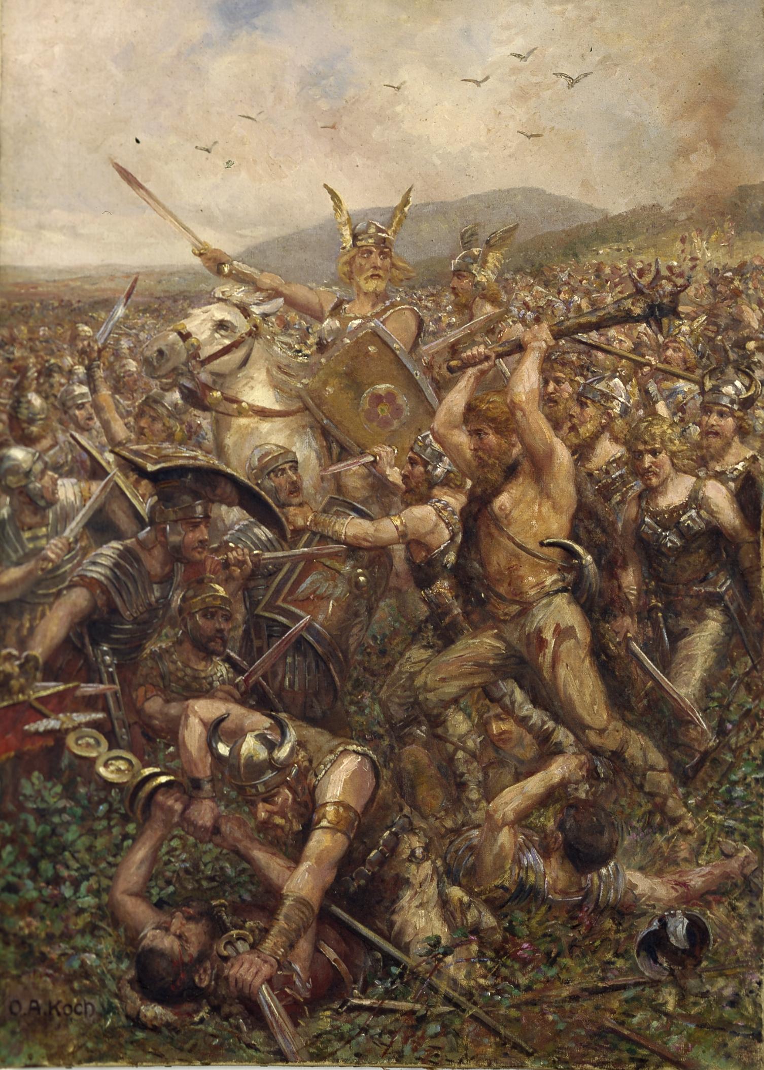factors that makes the roman empire invincible