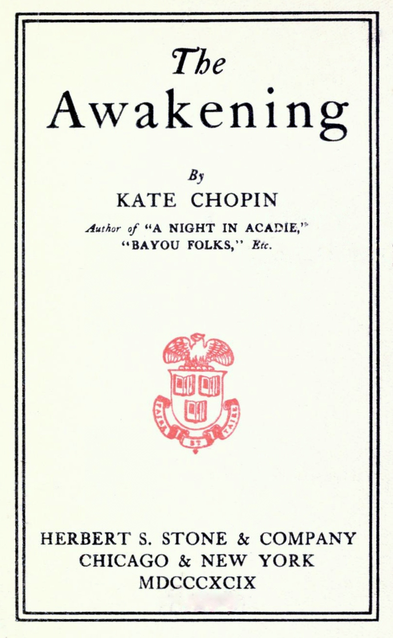 Different Symbols In Kate Chopins The Awakening Writework