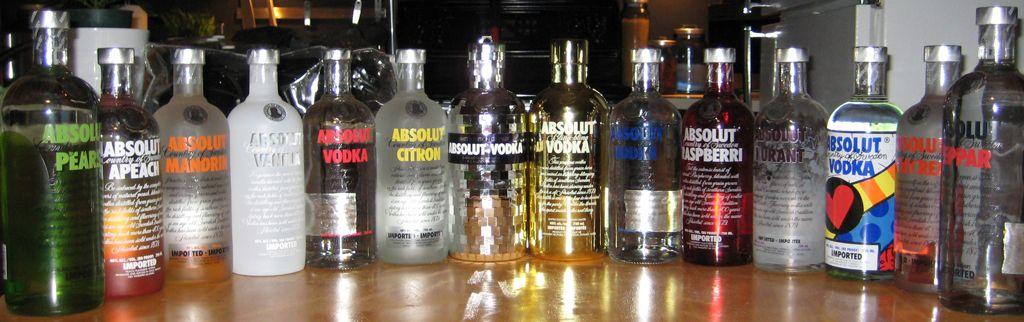 absolut vodka brand strategy target market