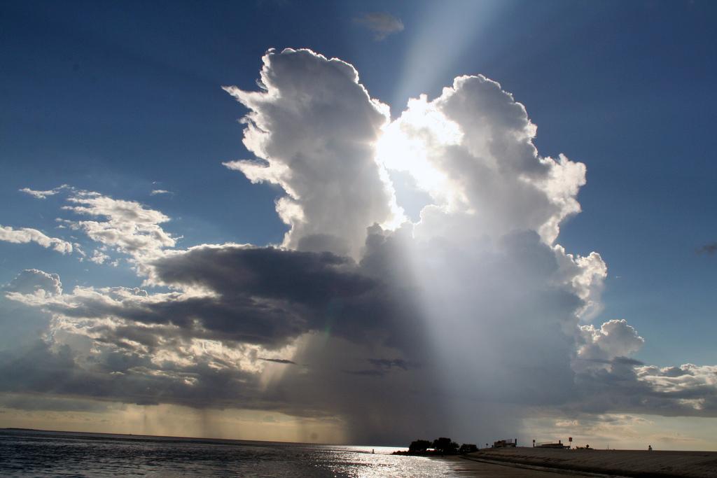 Beneath clouds essay