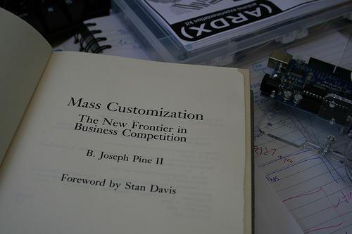 Mass marketing and mass customization essay