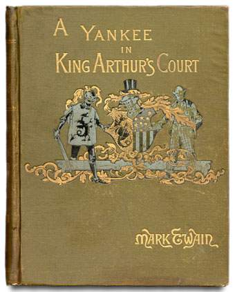 knowledge and technology in a connecticut yankee in king arthurs court by mark twain Written by mark twain,  technology, human rights,  would you listen to a connecticut yankee in king arthur's court again why.