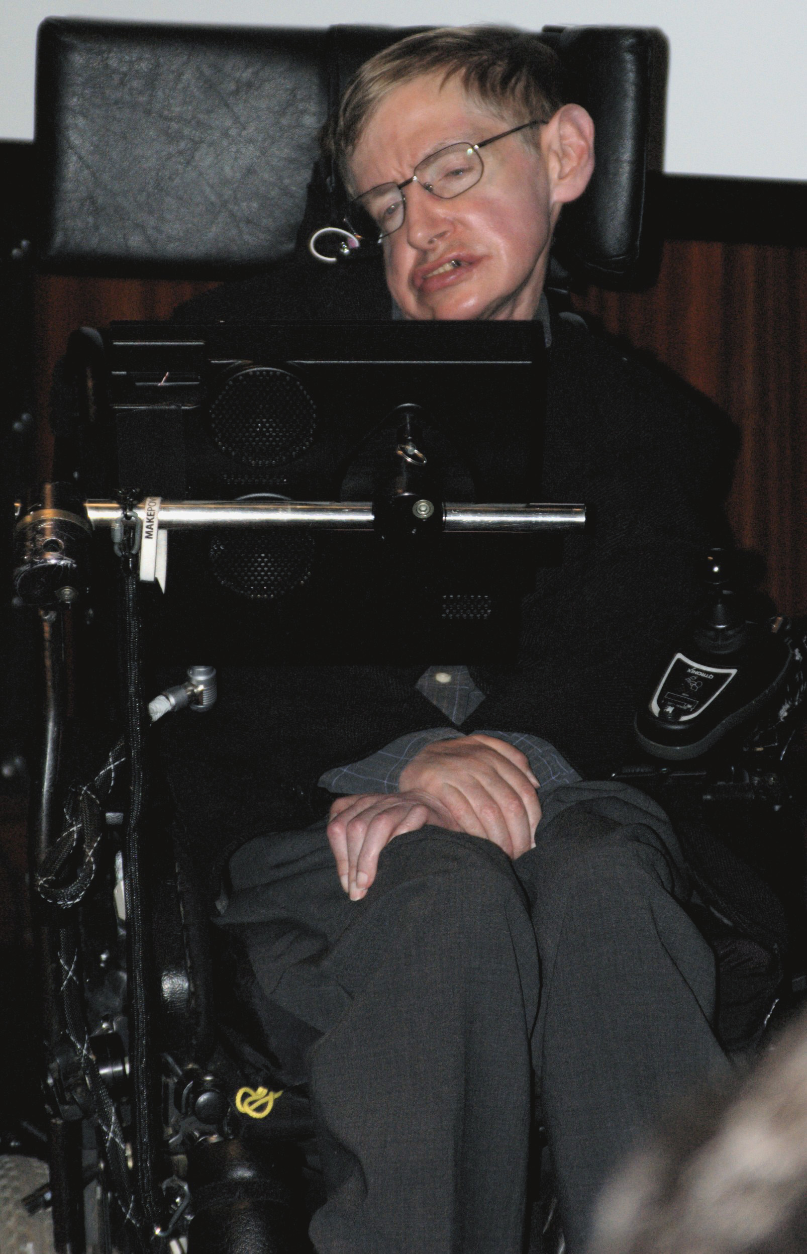 stephen hawkings writework english stephen hawking during the press conference at the national library of to inaugurate