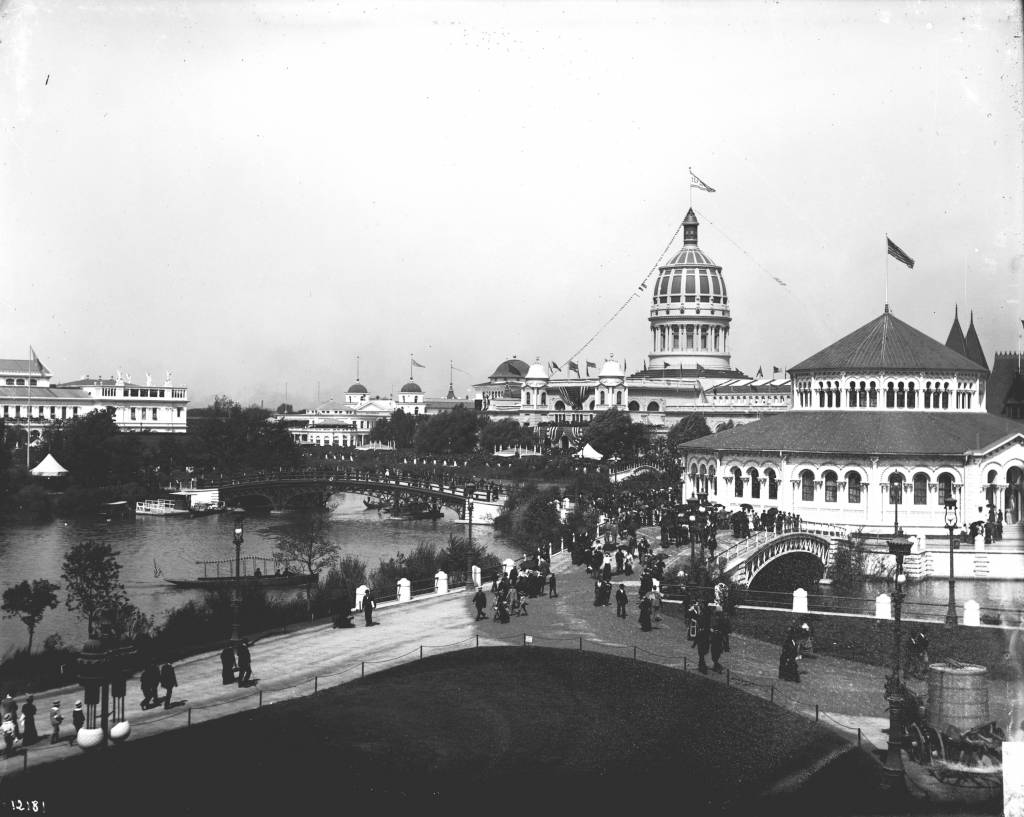 11 Vintage Photos from the 1893 World's Columbian Exposition