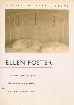 ellen foster essay questions F and g block - this week, review ch 15 questions, writer's notebook: ellen foster 1st response (thesis statement and one example,) group work on breakdown of ellen foster.