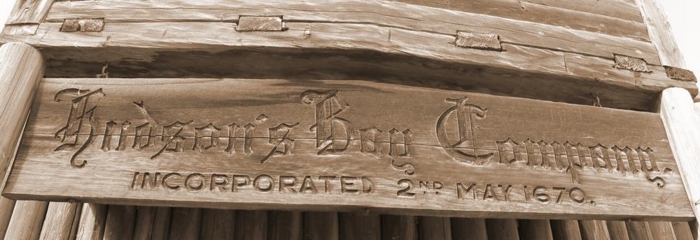 hudson bay trading post history