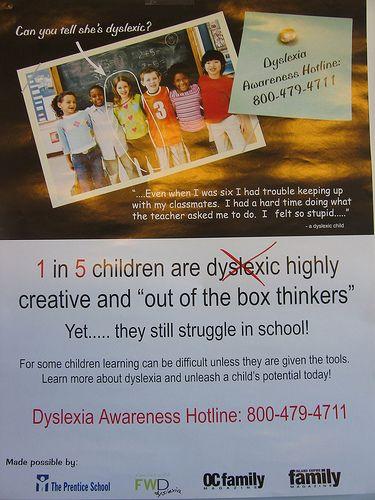 dyslexia essay outline