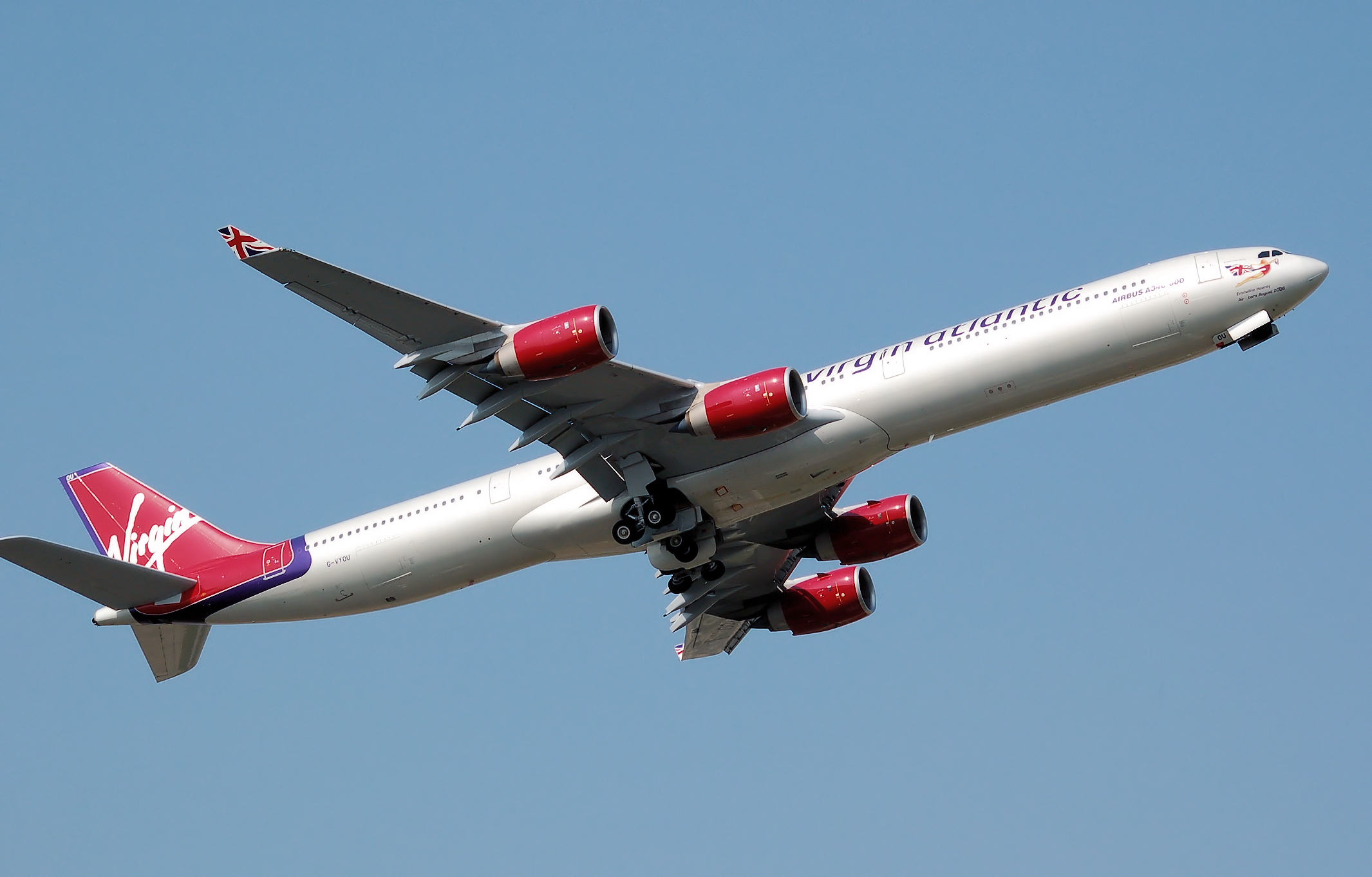 virgin atlantic airways essay Thesis-virgin atlantic airways is a subsidiary of the virgin group it is a uk based airline and its headquarters is located in the west sussex.