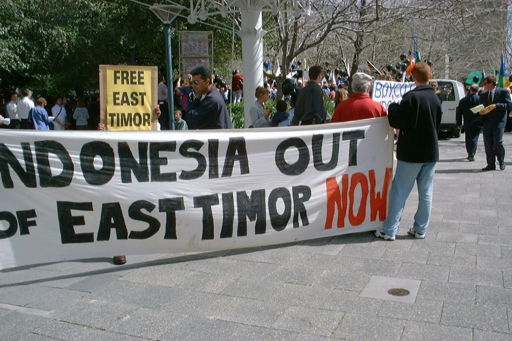 an analysis of east timor a betrayed people fight for freedom Transitional justice in timor-leste timor: a people betrayed sydney: the inside story of east timor's fight for freedom sydney.