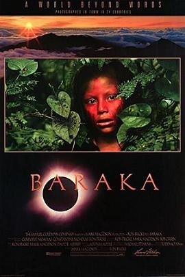 baraka film review Baraka blu-ray (1992): a 70mm film shot entirely without dialogue, just sound and images, on six continents and in 24 countries, exploring the formation and.