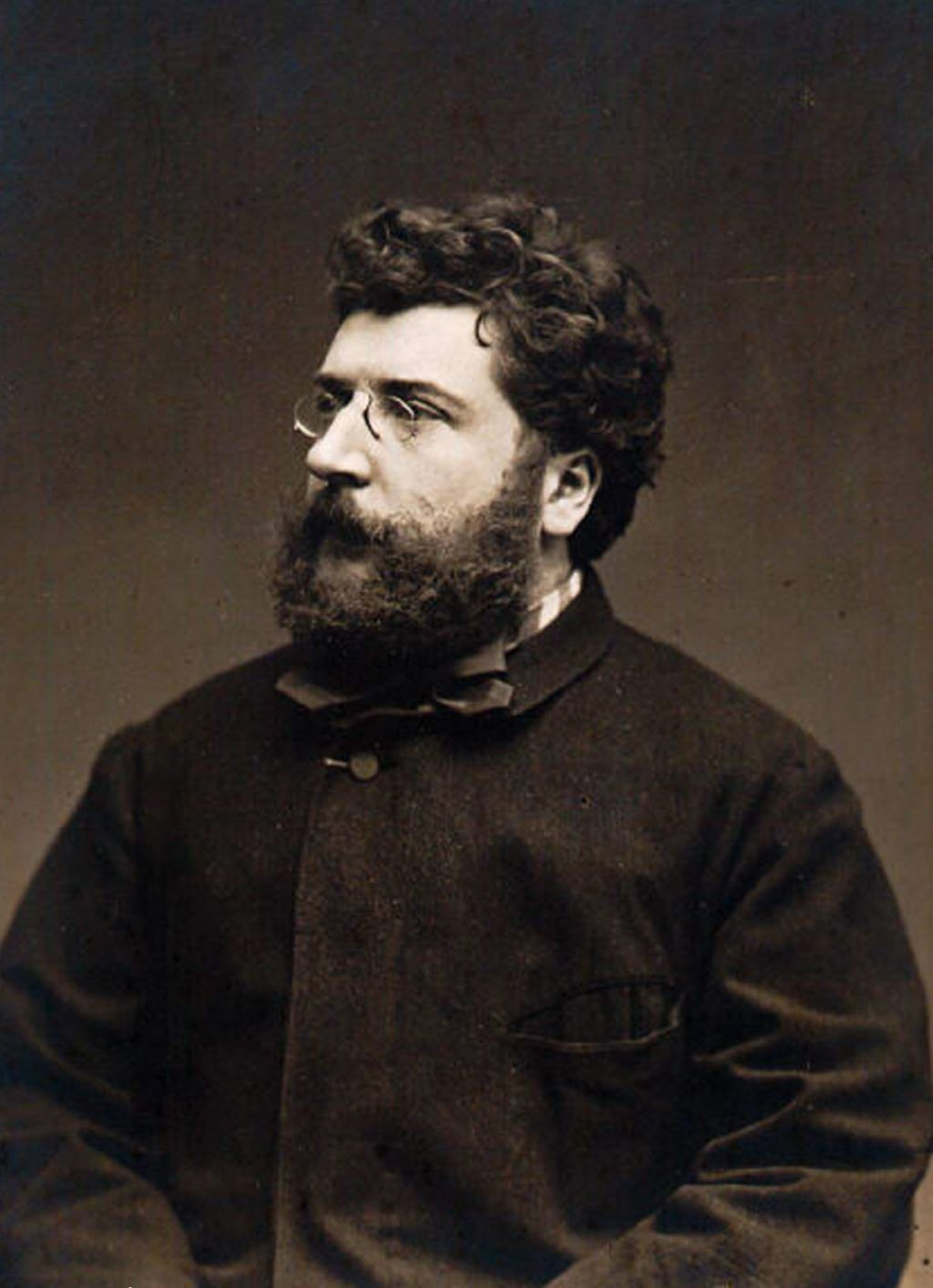 The romantic composer Georges Bizet - WriteWork