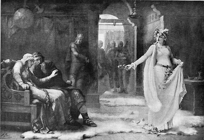 macbeth and the oedipus cycle comparison