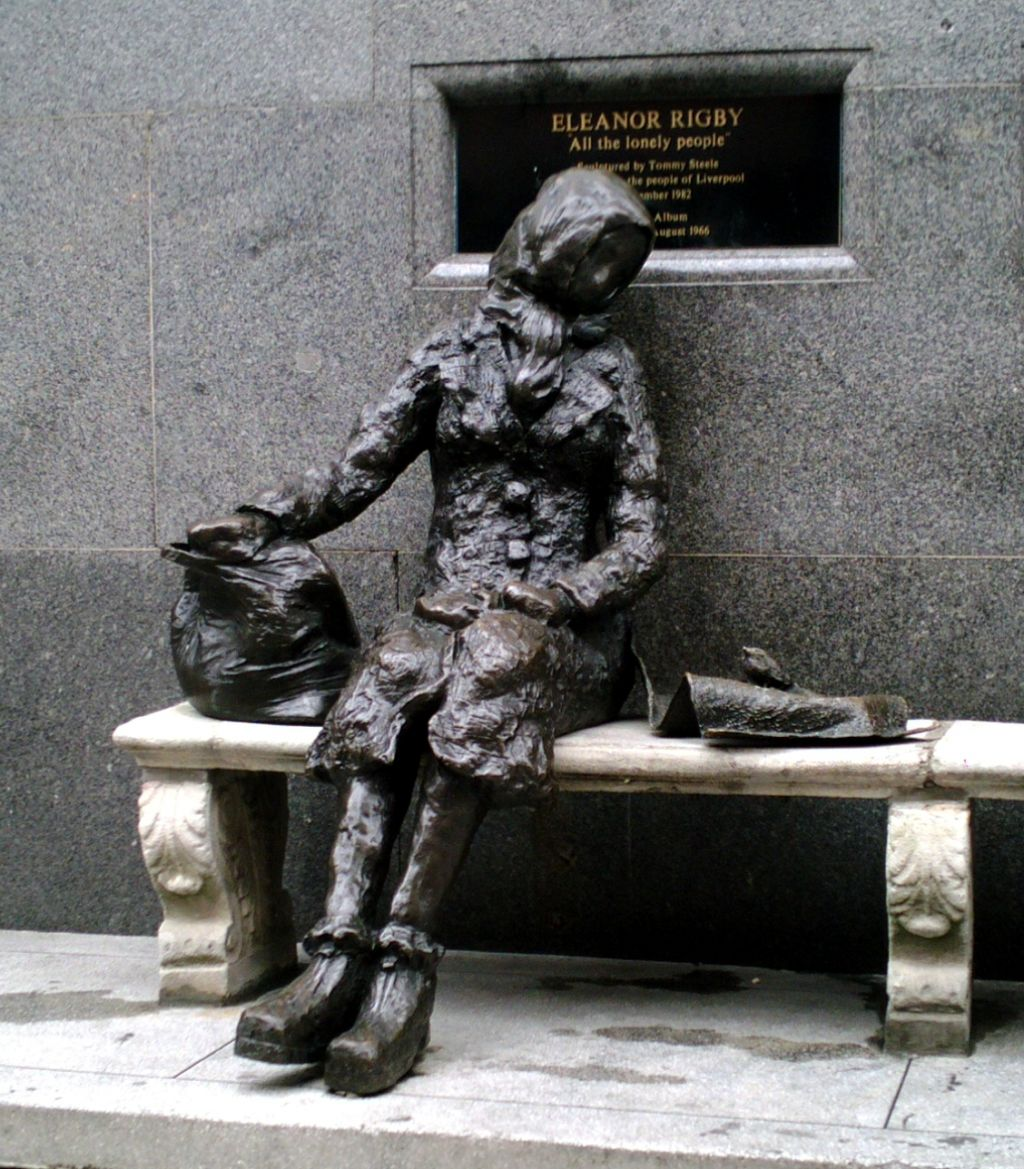 eleanor rigby and life in 60s essay 2014-2-18  revolution by the beatles song  the uk government's ridiculously high tax rates in the mid-60s  known them practically all your life i told.