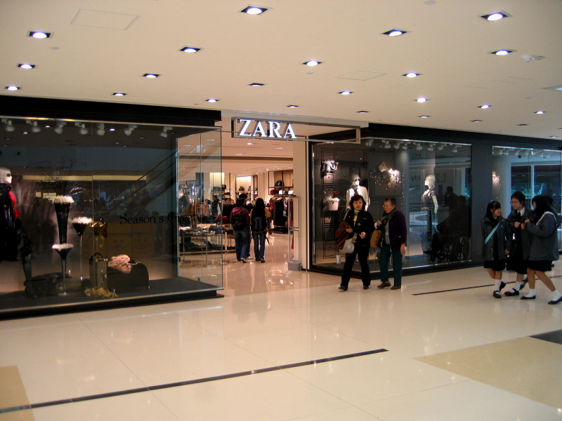 Owner of Zara closing about 1,200 stores worldwide - nj.com