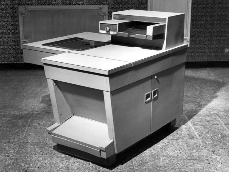 an introduction to the history of xerox